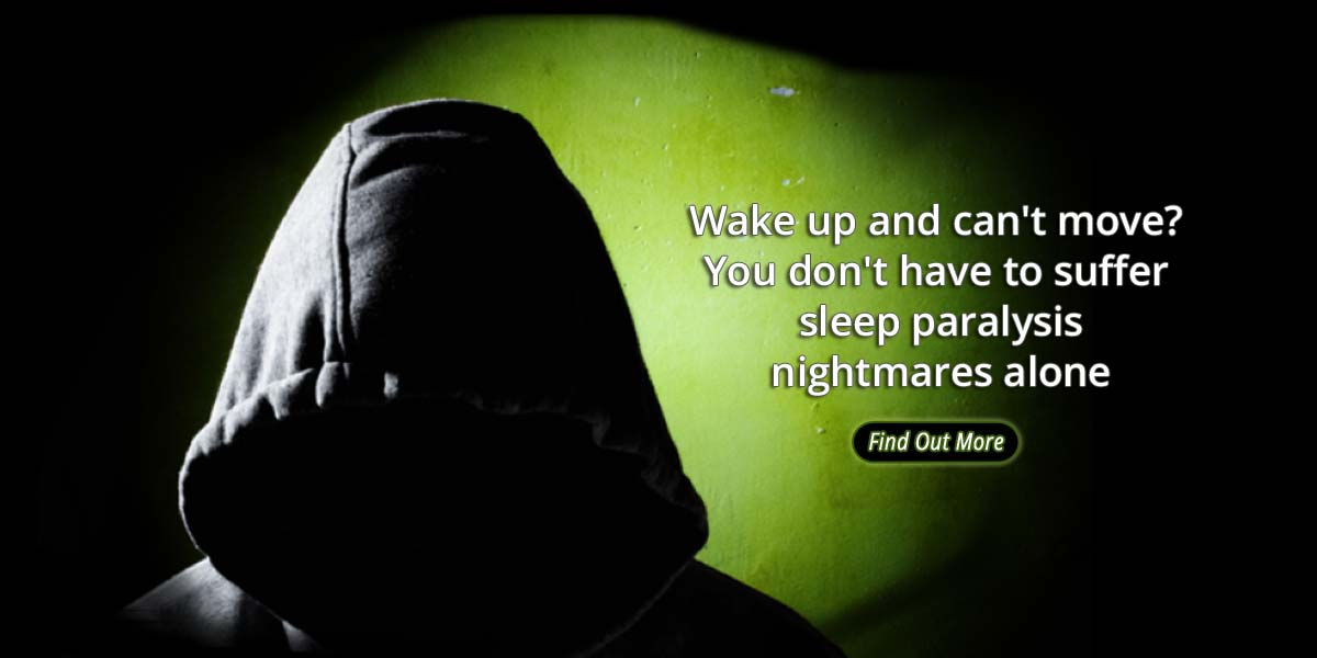 How to stop sleep paralysis